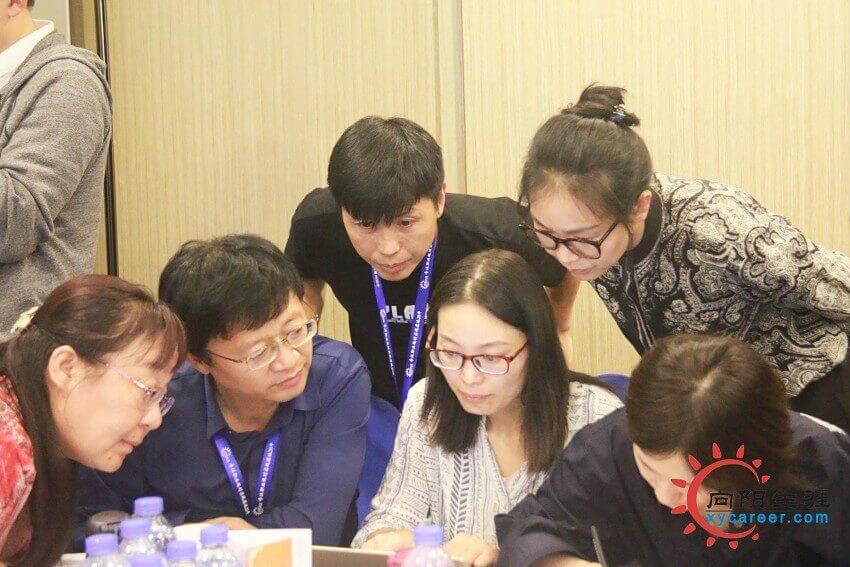 高考志愿咨询师培训31期学员研讨案例